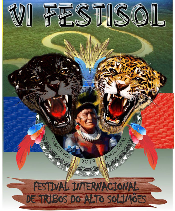 VI FESTISOL – 06 a 09 de setembro/Tabatinga
